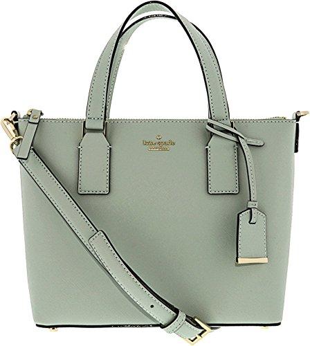 Kate Spade Women's Cameron Street Lucie Crossbody Leather Cross Body Bag - Misty Mint