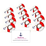 Aparty4u 20pcs Nautical Bottle Opener Wedding Favors for Guests Adults, Party Favors with DIY Anchor Tags for Beach Nautical Theme Baby Shower Party Supplies Birthday Gifts For Sale