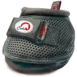 Cavallo Horse & Rider Trek Regular Sole Hoof Boot, Size 2