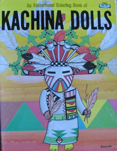 Kachina Dolls: An Educational Coloring Book