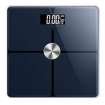 Balanzas electrónicas Recargables de USB balanzas para Adultos y Adultos, Pesas, Pesas, Peso