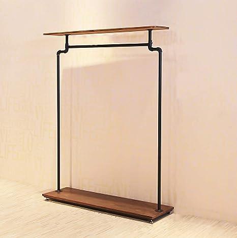 MYPNB Perchero Doble Loft American Country Floor Hanger ...