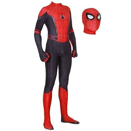Spider-Man Adulto Niño del Vestido Traje Fiesta De Halloween ...