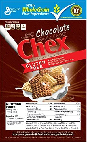 Breakfast Cereal: Chex