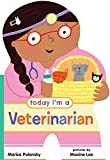 The Today I'm a . . . shaped board book series takes young children on a week in the life of different aspirational careers. In Today I'm a Veterinarian, kids will follow Dr. Emma, and get to see the various tasks undertaken to heal animals and the t...