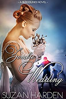 Zombie Wedding (Bloodlines Book 3) by [Harden, Suzan]