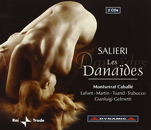 Montserrat Caballe - Danaides (2PC)