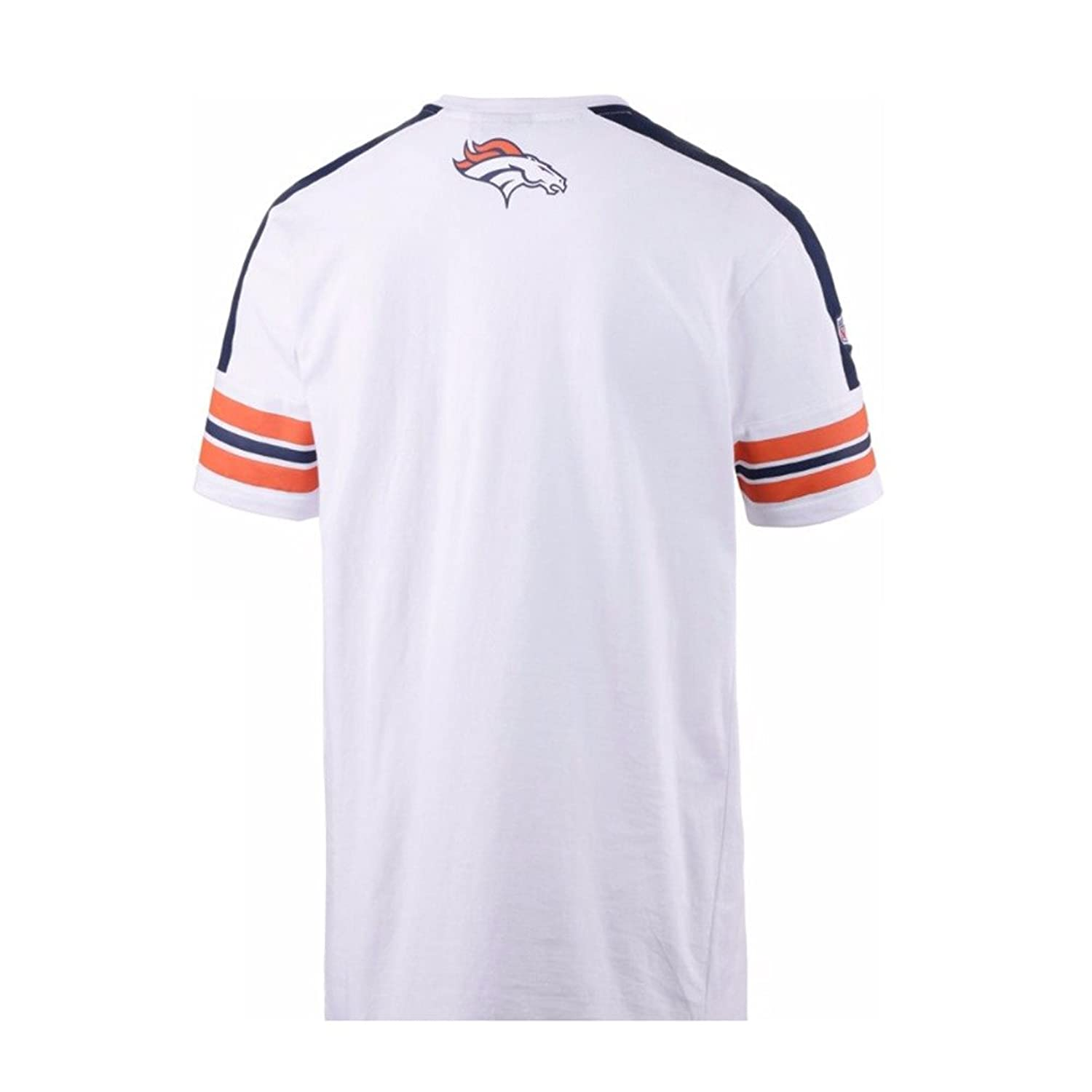 Majestic T-Shirt - Nfl Incent Coach Denver Broncos white/orange size: L (Large)
