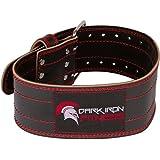 Dark Iron Fitness Medium Weight Lifting Belt...