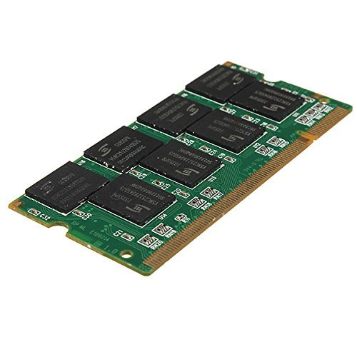 Kar-Acces - 2x 1GB 1G Memory RAM Memory PC2100 DDR CL2.5 DIMM 266MHz 200-pin for Notebook Laptop