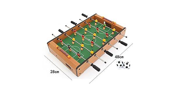 Sun lamps- Tabla Futbolín Máquina de fútbol para niños de la bola ...