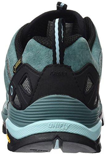 Merrell Capra - Zapatos de Low Rise Senderismo Mujer Azul (Sea Pine)