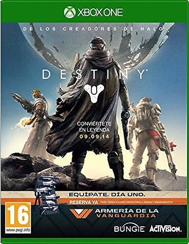 Destiny - Edición Vanguard: Amazon.es: Videojuegos
