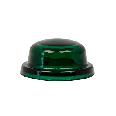 GG Grand General 82817 Green Glass Lens for Dome Light: Automotive