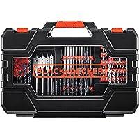 BLACK+DECKER BDA90201 201Pc Project Kit
