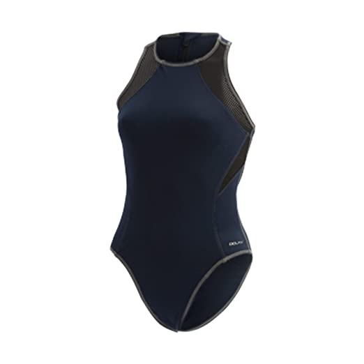5c8a2c32cd Dolfin Women's Water Polo ONE-Piece Swimsuit Navy Size 24