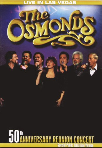 The Osmonds: 50th Anniversary Reunion Concert (Special Public Television Version) (And Marie Donny Dvd Osmond)