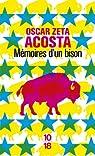 Mémoires d'un Bison par Zeta Acosta