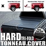 Velocity Concepts Tri-Fold Hard Tonneau Cover Tool Bag 09-16 Dodge Ram 5.7 Ft 68.4