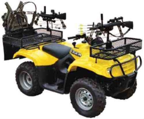 Miller ATV Gun & Bow Carrier 2-Gun Universal & Adjustable by Miller