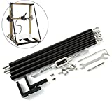 CHPOWER CR-10 Upgraded Supporting Rod Set 3D Printer Accessories for Creality 3D Printer CR-10 300 and CR-10S 300