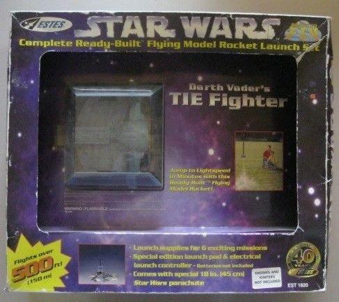 Estes Star Wars Darth Vader's Tie Fighter