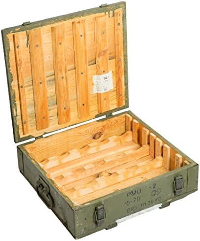 Caja de transporte PMO2 Almacenamiento pecho ca 47x52x16cm Pecho ...