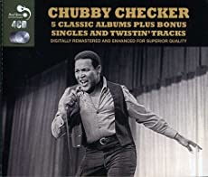 Consider, that chubby checker the change has come remarkable