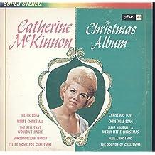 Catherine McKinnon: Christmas Album LP VG+/VG++ Canada Arc AC 17