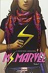 Ms. Marvel, tome 1 : Métamorphose par Willow Wilson