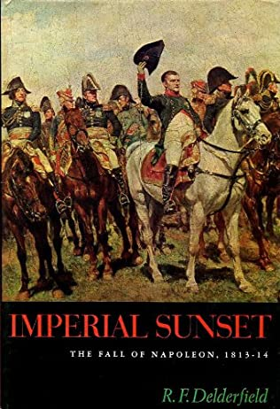 book cover of Imperial Sunset