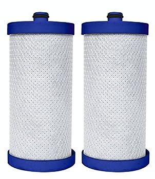 2-Pack - Frigidaire Puresource WF1CB WFCB, RF100, RG100, NGRG2000, RF-100, RG-100, NGRG-2000 Compatible Filter. Also Fits Kenmore 46-9906, 469906, 9906, 46-9910, 469910, 9910