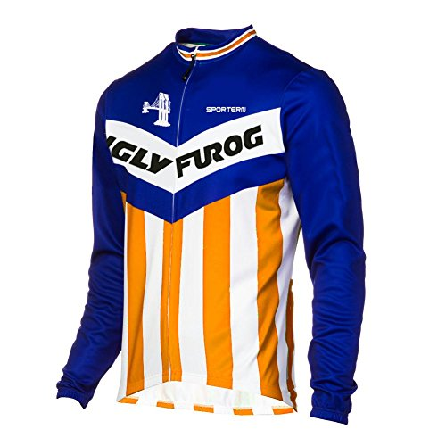 Uglyfrog 2016 Newest Mens Sports Wear Outdoor Sports Long Sleeve Cycling Jersey Spring Bike Bicycle Top scx14 - Coors Jersey Cycling