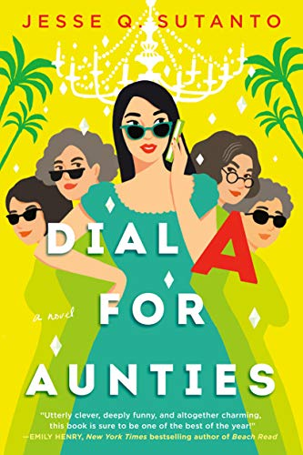 Book Cover: Dial A for Aunties