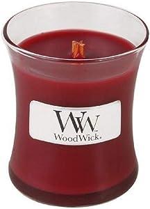 Woodwick Mini Crackling Apple Crisp Candle