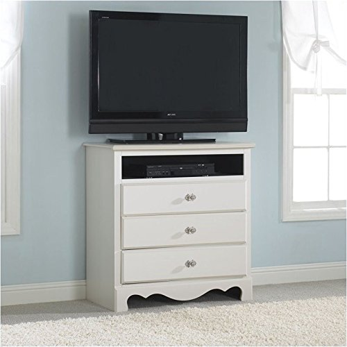Standard Furniture Spring Rose 36 Inch TV Chest in (Standard Furniture Spring Rose)