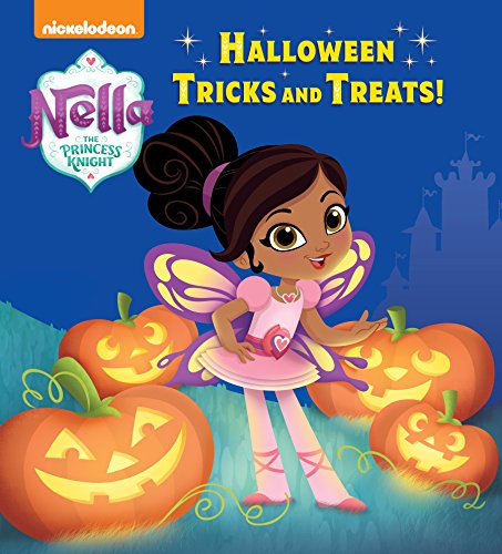 Halloween Tricks and Treats! (Nella the Princess -