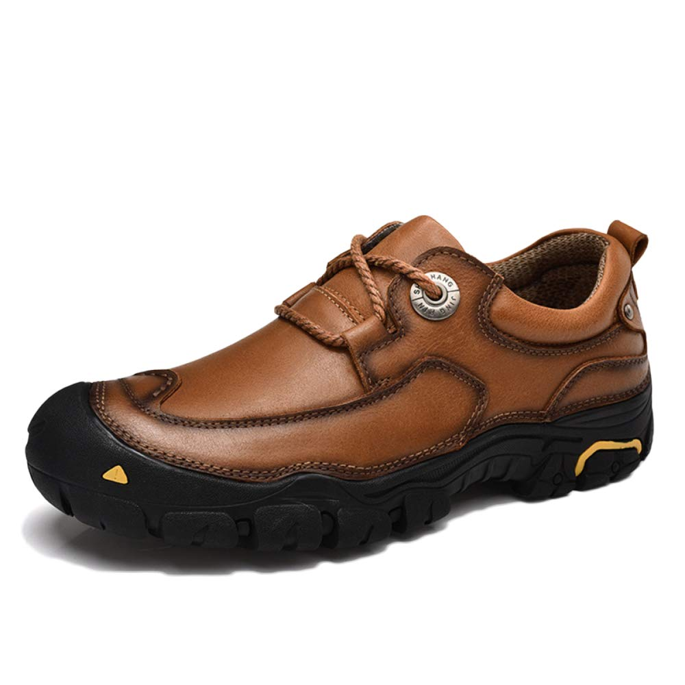 Snfgoij Herren Kleid Schuhe Formale Geschäft Spitzen Büro Schnürschuhe Herbst Winter Herrenschuhe Dick Besohlten Werkzeug Schuhe