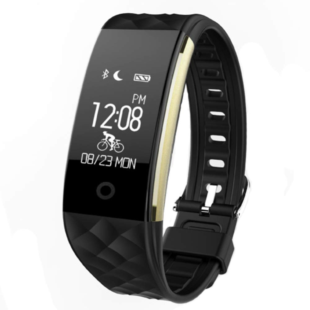 Bright Activity Tracker Fitness Tracker HR, Activity Tracker Smart Bracelet with Pedometer Heart Rate Monitor Waterproof Call