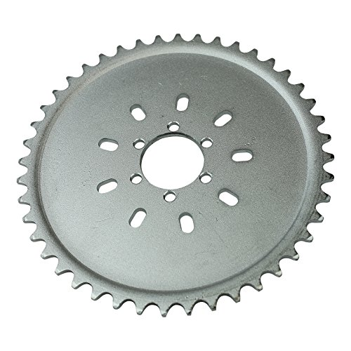 9 Drive Tooth (415 44T 44 Tooth 9 Hole Sprocket Motorized Bicycle Bike 49 50 66 80cc)
