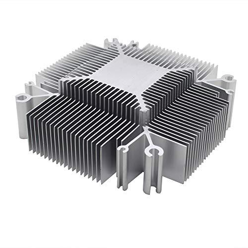 DIY LED Heatsink 30w-100w Aluminium heatsink for Led Light Cooler Cooling