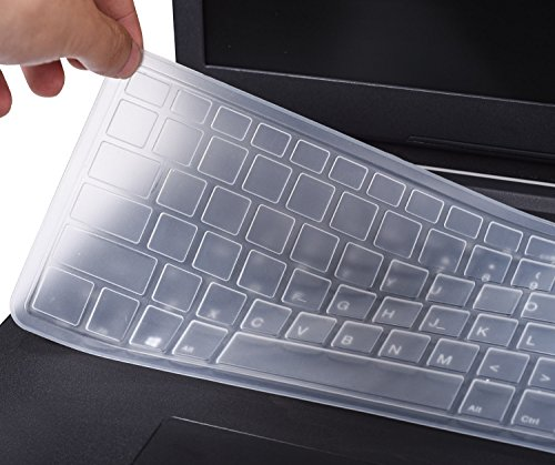 Keyboard Flagship Inspiron Laptop Clear
