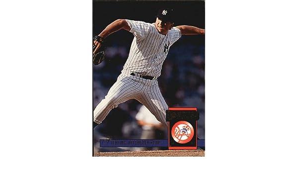 Amazon.com: 1994 Donruss Baseball Card #638 Sterling Hitchcock Mint: Collectibles & Fine Art