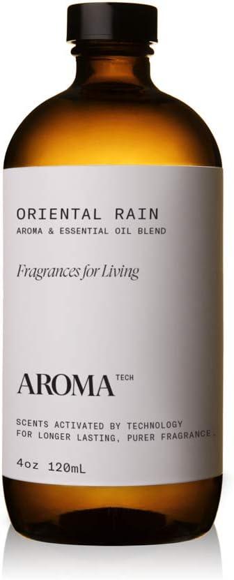 Oriental Rain for Aroma Oil Scent Diffusers - 120 milliliter