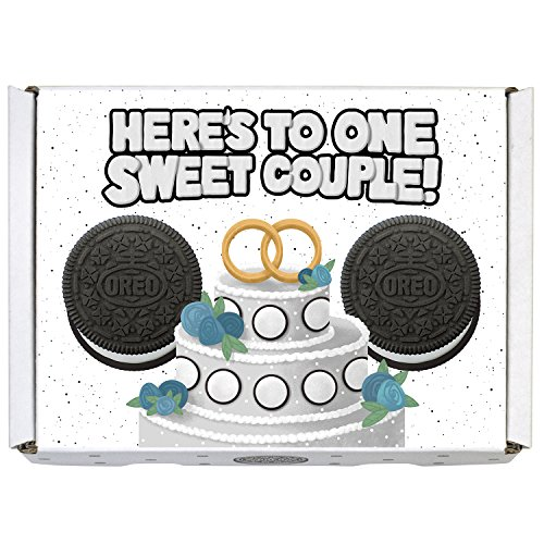 (Oreo Gift Boxes - Includes Regular Oreo, Double Stuf and Mini Oreo Cookies (Wedding and Bridal Shower))
