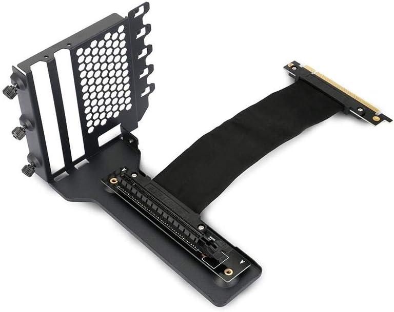 Soporte Universal Vertical Para Gpu Con 220mm Ext Pci-e X16