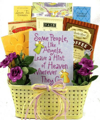 Angels Among Us | Gift Basket for Women (Send Gift Hamper)