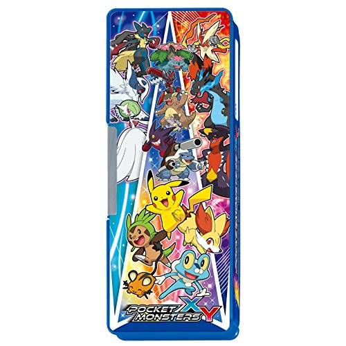 Showa Note 2015 Pokemon XY Pencil Case (Japan Import)