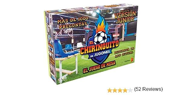 El Chiringuito de Jugones: Amazon.es: Juguetes y juegos