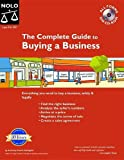The Complete Guide to Buying a Business with CDROM